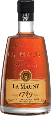 Medium la mauny 1749 rum