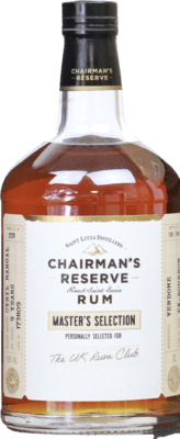 Chairman's 2011 Master's Selection The U.K. Rum Club 9-Year rum