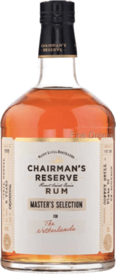 Chairman's 2009 Master's Selection Netherlands 11-Year rum