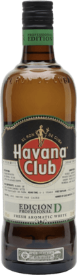 Havana Club 2016 Edicion Profesional D 3-Year rum