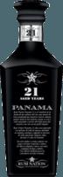 Rum Nation Panama Black 21-Year rum