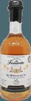 La Favorite 2017 Les Freres de la Côte ex Armagnac 3-Year rum