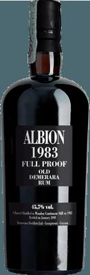 UF30E 1983 Albion rum