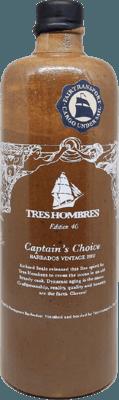 Tres Hombres 2007 Captain's Choice Barbados Edition 40 rum