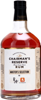 Chairman's 2011 Reserve Master's Selection RA 9-Year rum