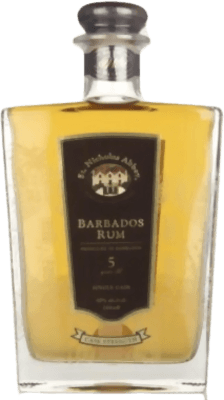 St. Nicholas Abbey Cask Strength 5-Year rum