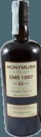 Monymusk 1997 EMB Giuseppe Begnoni 22-Year rum