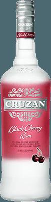 Medium cruzan black cherry rum