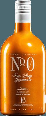 Number 0 Anejo rum