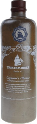 Tres Hombres Captain's Choice Edition 43 23-Year rum
