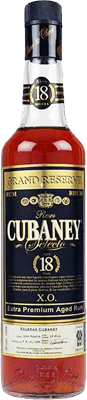 Cubaney Gran Reserva 18-Year rum