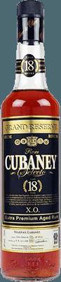 Cubaney Gran Reserva 18-Year rum