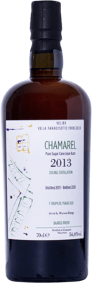 Chamarel 2013 Villa Paradisetto Released by Velier 7-Year rum