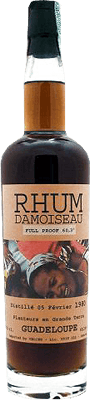 Damoiseau 1980 Full Proof rum