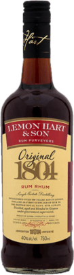 Lemon Hart Original 1804 rum
