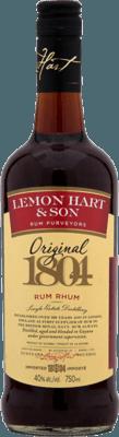 Lemon Hart Original 1804 rum