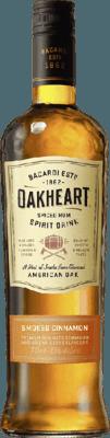 Bacardi Oakheart Smoked Cinnamon rum