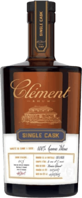 Clement 2015 Single Cask Canne Bleue 4-Year rum