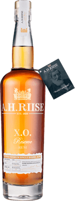 A. H. Riise XO Reserve Superior Cask rum