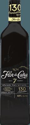 Flor de Caña Gran Reserva 130 Anniversary 7-Year rum