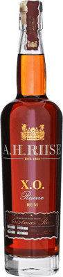 A. H. Riise XO Reserve Christmas rum