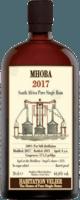 Habitation Velier 2017 Mhoba 4-Year rum