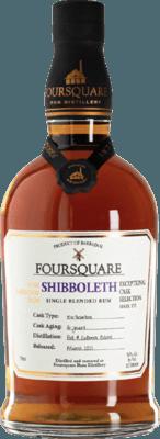 Foursquare 2005 Shibboleth 16-Year rum