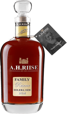 A. H. Riise Family Reserve Solera 1838 rum