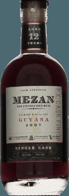 Mezan 2007 Guyana Single Cask PX Sherry Finish rum