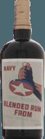 Corman Collins Navy Light Strength rum