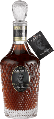 A. H. Riise Non Plus Ultra Very Rare rum