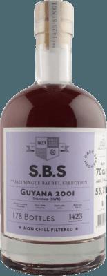 S.B.S. 2001 Guyana Diamond SWR rum