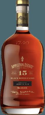 Appleton Estate Black River Casks 15-Year rum