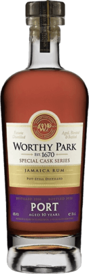 Worthy Park 2010 Special Cask Series Port Finish 10-Year rum