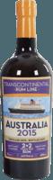Transcontinental Rum Line 2015 Australia 4-Year rum