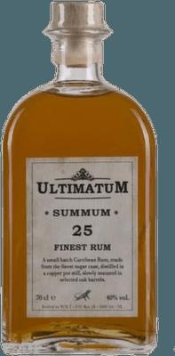 Summum 25-Year rum