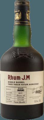 Rhum JM 2004 Single Barrel For Kirsch 14-Year rum