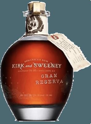 Kirk and Sweeney Gran Reserva rum