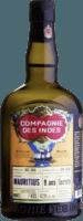 Compagnie des Indes 2010 Mauritius Secrete Single Cask 9-Year rum