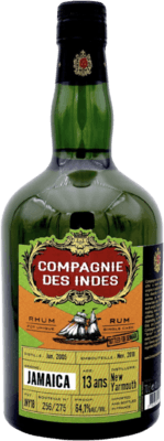 Compagnie des Indes 2005 Jamaica New Yearmouth 13-Year rum