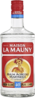 La Mauny Blanc 40 rum