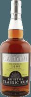 Bristol Classic 1999 Caroni 20-Year rum
