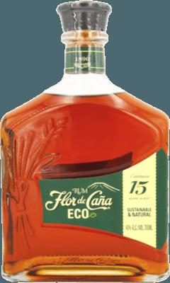 Flor de Caña Eco 15-Year rum