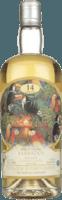 Silver Seal 2002 Barbados Foursquare 14-Year rum