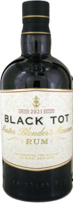 Black Tot Master Blenders Reserve 2021 Edition rum