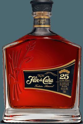 Flor de Caña 25-Year rum