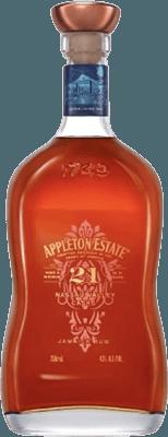 Appleton Estate Nassau Valley Casks 21-Year rum