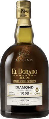 El Dorado 1998 Diamond SVW 20-Year rum