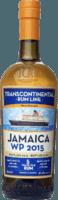 Transcontinental Rum Line 2015 Jamaica WP Navy Strength 5-Year rum