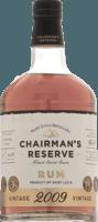 Chairman's 2009 Reserve 11-Year rum